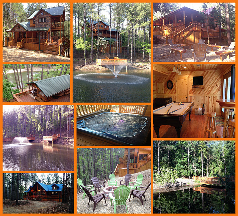 Broken Bow Adventures Luxury Cabins Rentals Beavers Bend